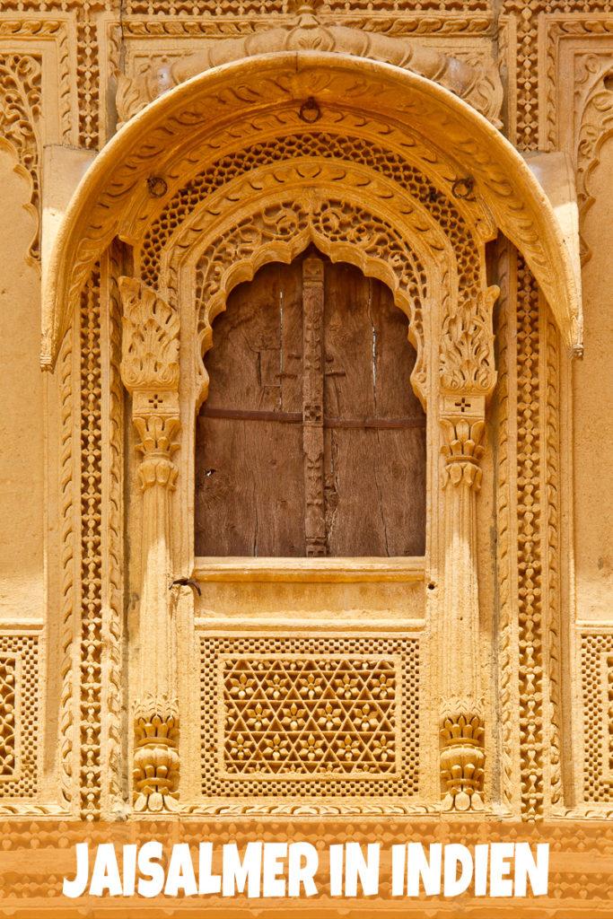 Die Goldene Stadt Jaisalmer in Rajasthan
