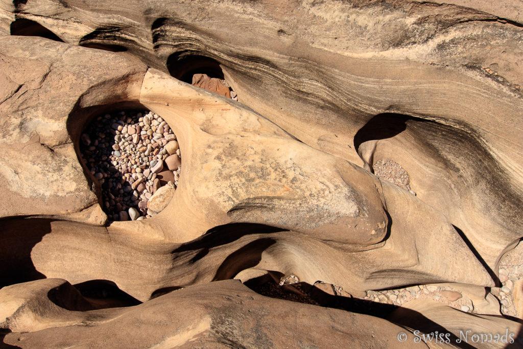 Kunstwerke des Architekten Natur im Purnululu Nationalpark