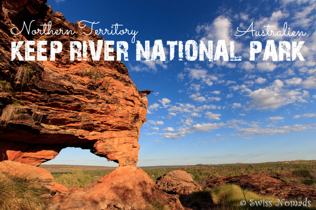 Keep River Nationalpark in Australien