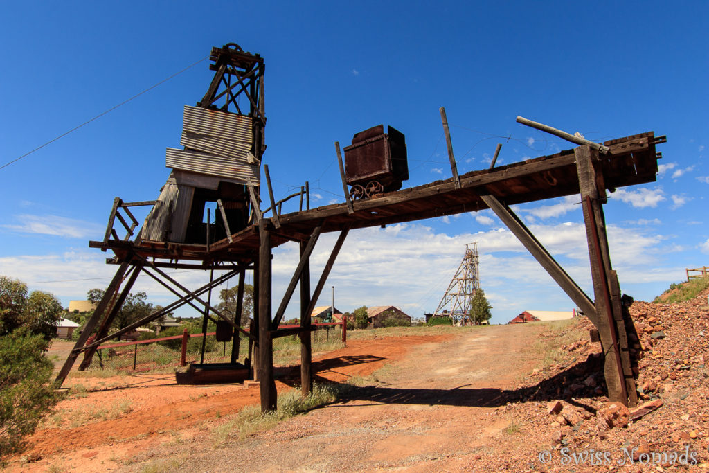 Das Miners Hall Of Fame Museum in Kalgoorlie-Boulder