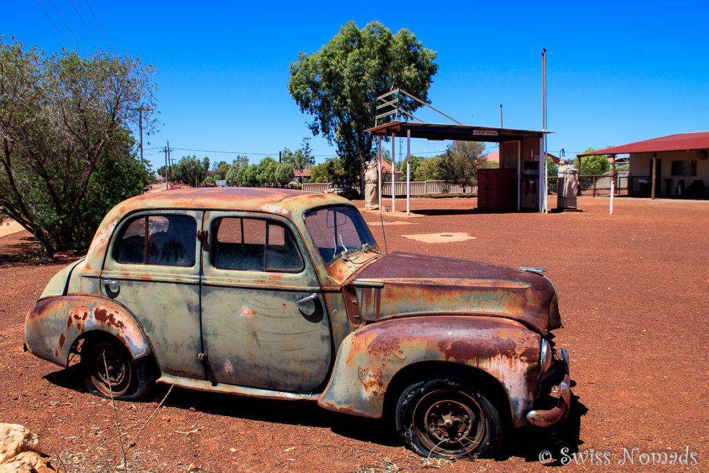 Auf dem Westaustralien Roadtrip