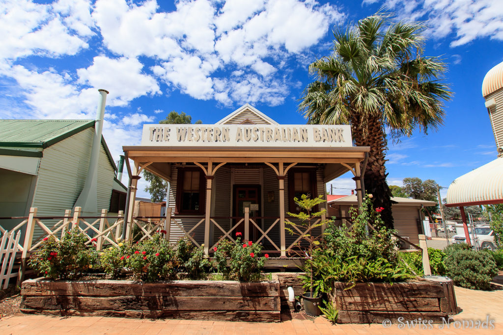 Das Western Australian Museum in Kalgoorlie-Boulder