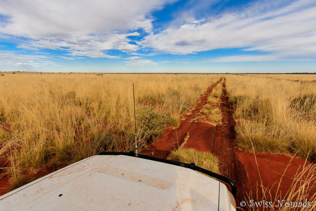 Gunbarrel Highway Australien