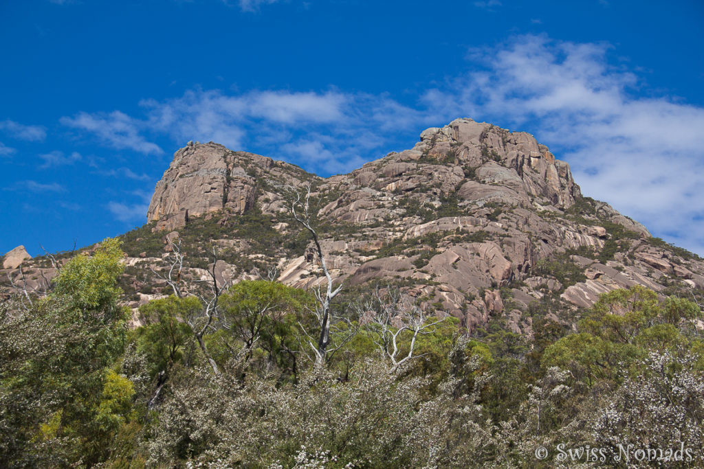 Mount Amos in Tasmanien