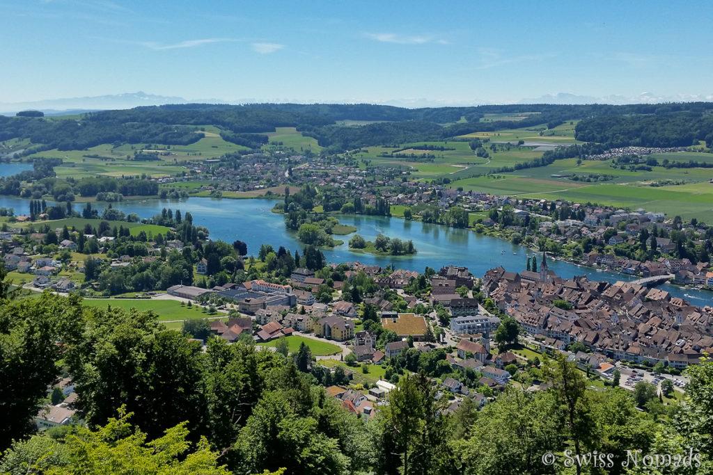 Aussicht Stein am Rhein