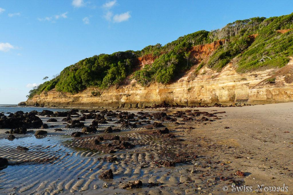 Küste bei Captain Billy Landing auf der Cape York Halbinsel