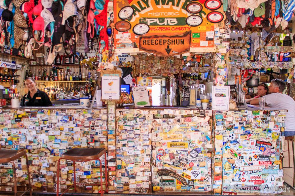Das Daly Waters Pub muss man gesehen haben