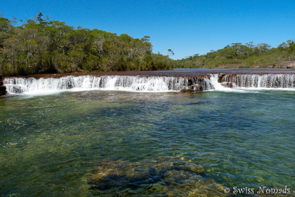 Die Fruit Bat Falls auf der Cape York Halbinsel
