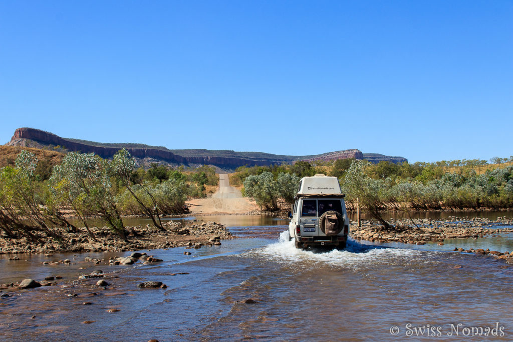 Die Gibb River Road in Australien