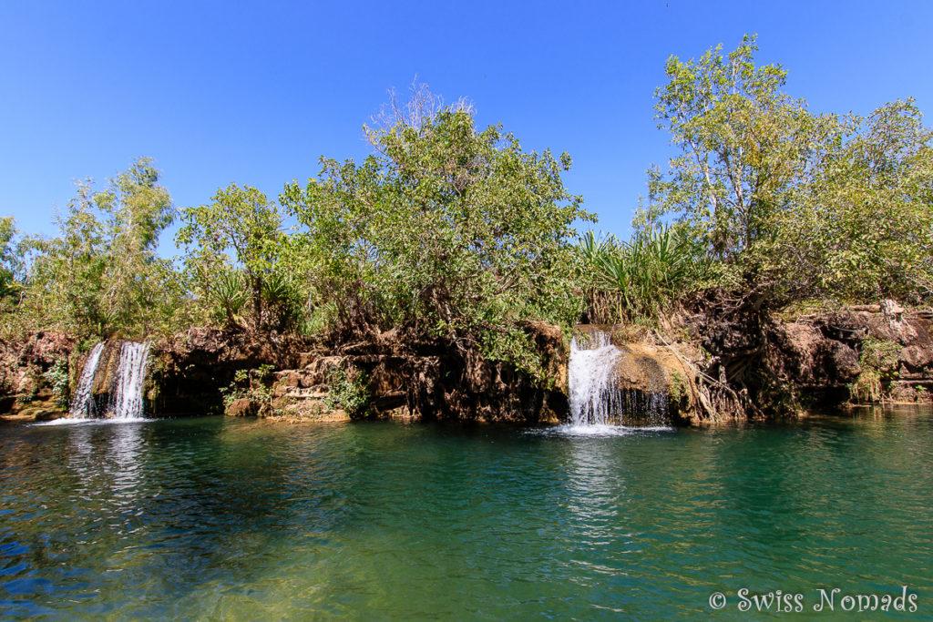 Die Indarri Falls im Bodjamulla / Lawn Hill Nationalpark