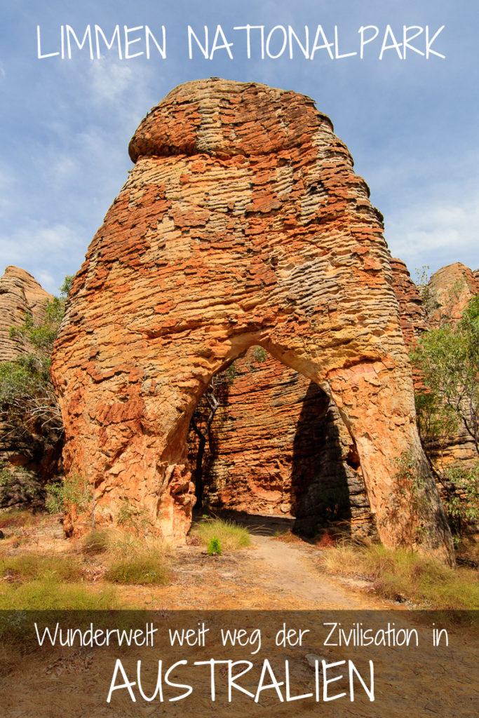 Der Limmen Nationalpark in Australien ist sehr abgelegen und noch unberührt