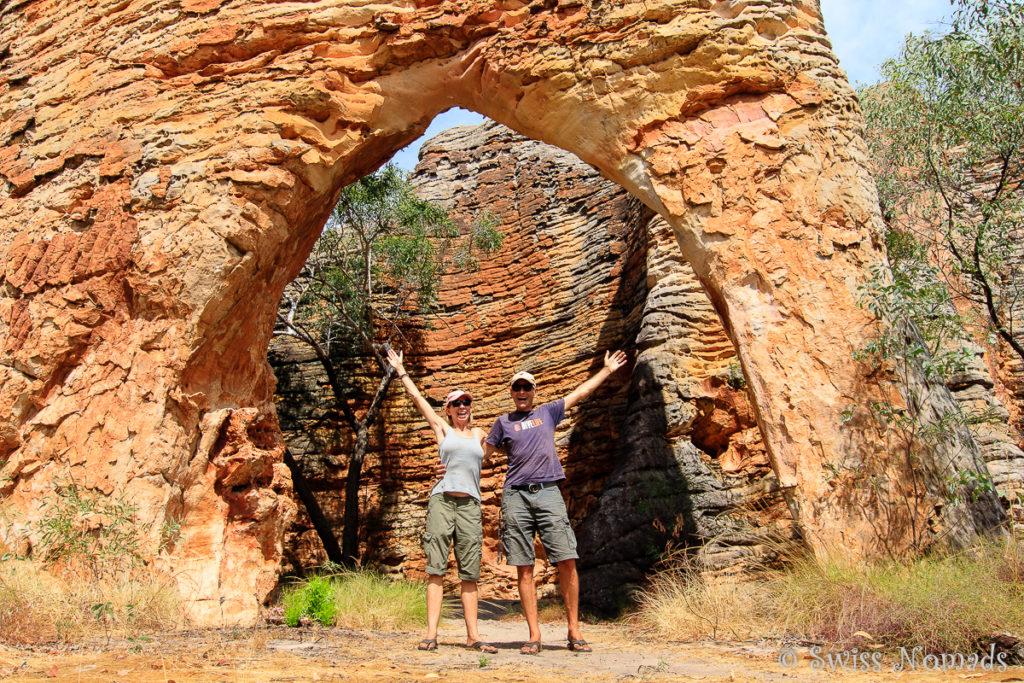 SwissNomads im Limmen Nationalpark in Australien
