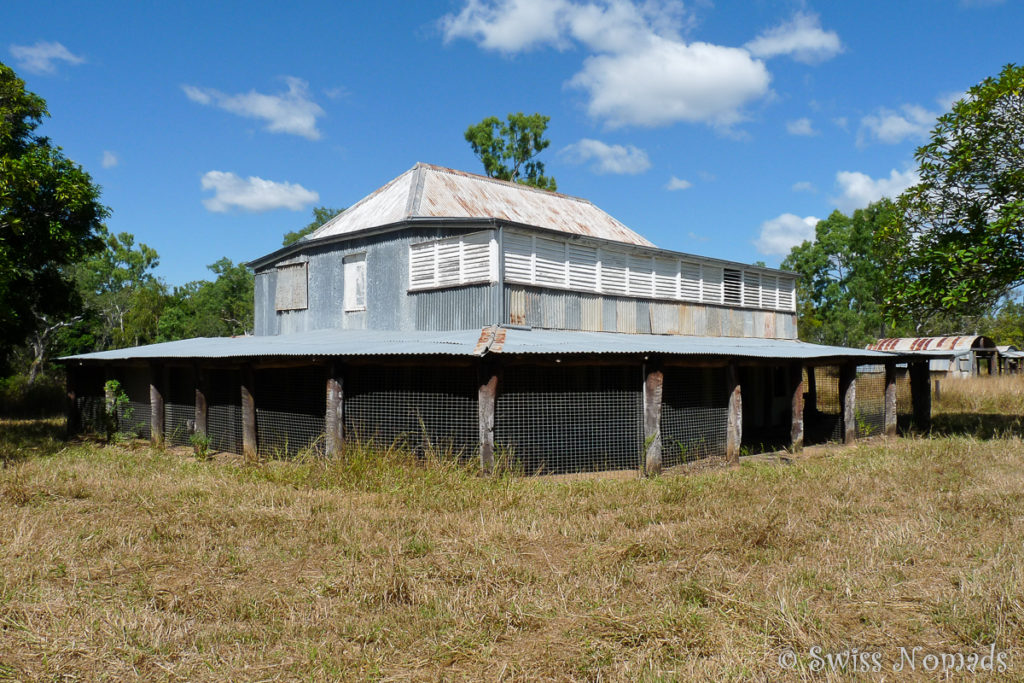 Das Old Laura Homestead auf dem Track zum Cape York