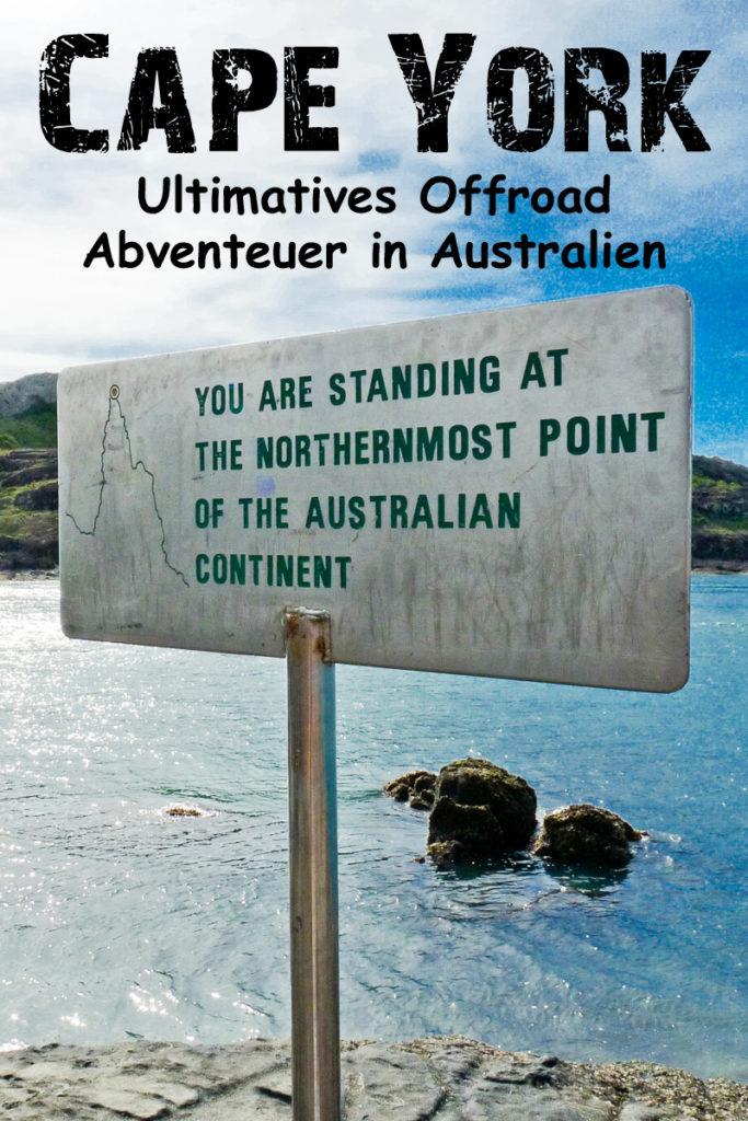 Das Cape York ist Australiens nördlichster Punkt