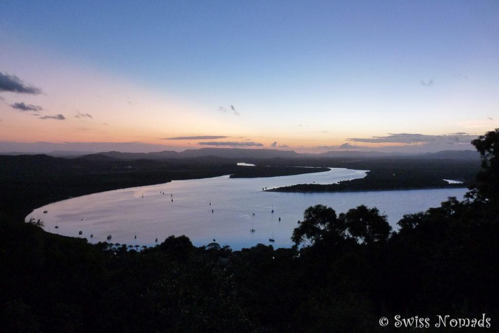 Der breite Endeavour River bei Cooktown