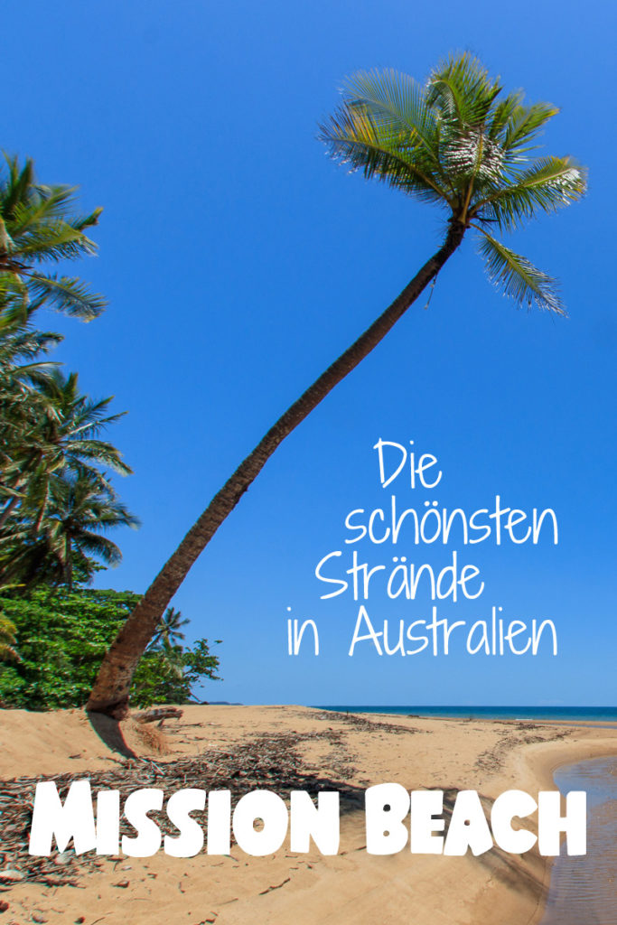 Die Traumstrände der Mission Beach in Australien