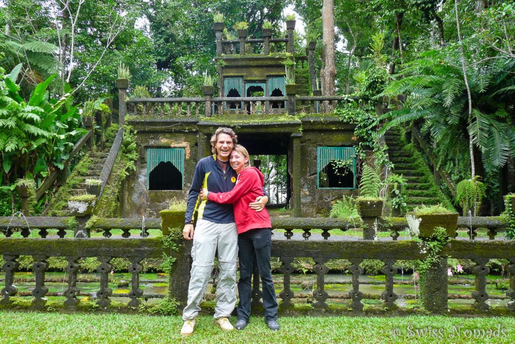 Heiratsantrag im Paronella Park