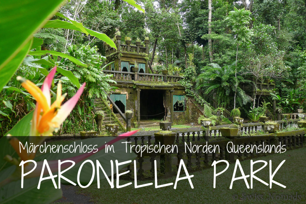 Paronella Park Attraktion in Queensland