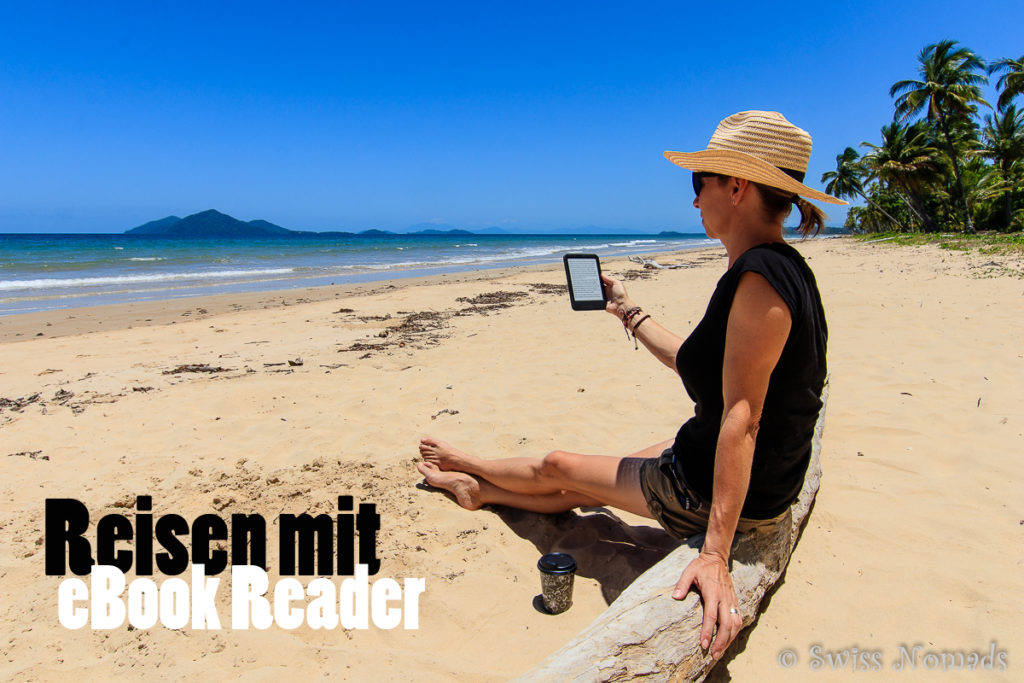 Reisen mit eBook Reader