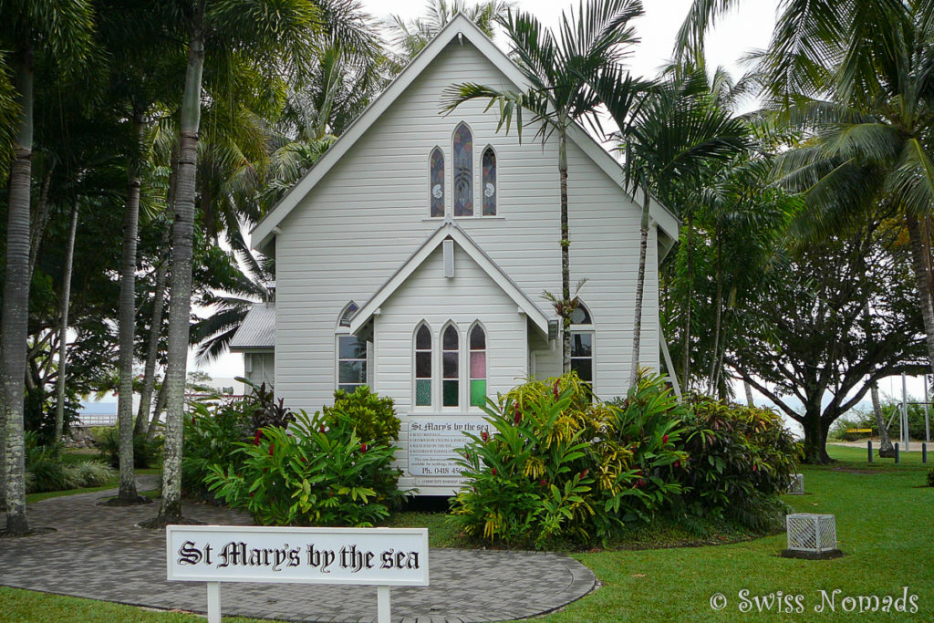 Die Kirche St Marys by the sea in Port Douglas