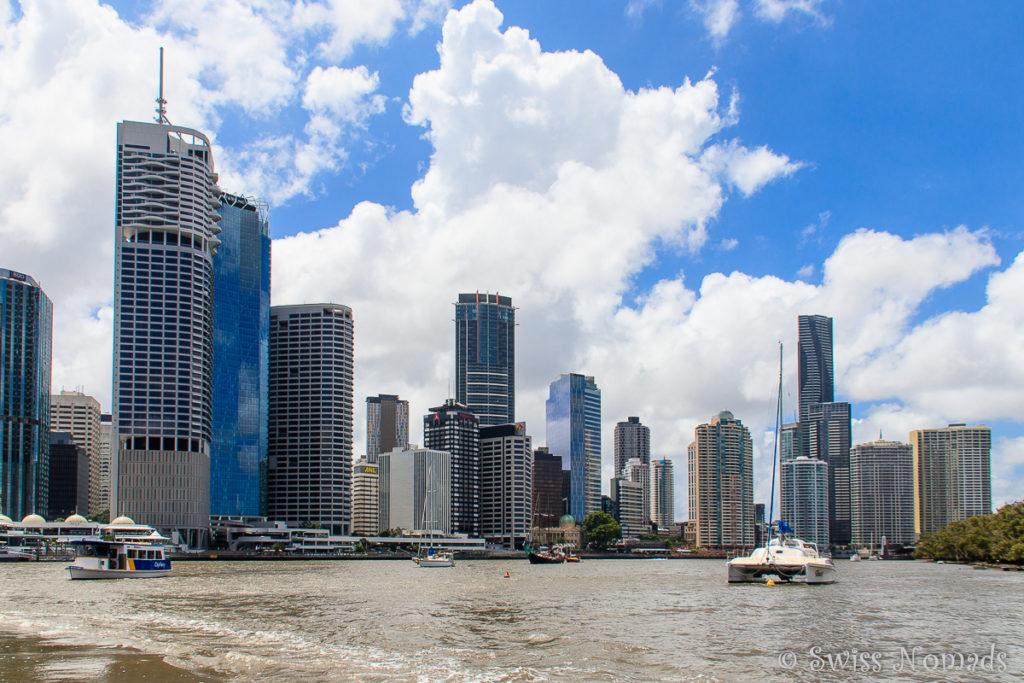 Top 10 Brisbane Sehenswürdigkeiten