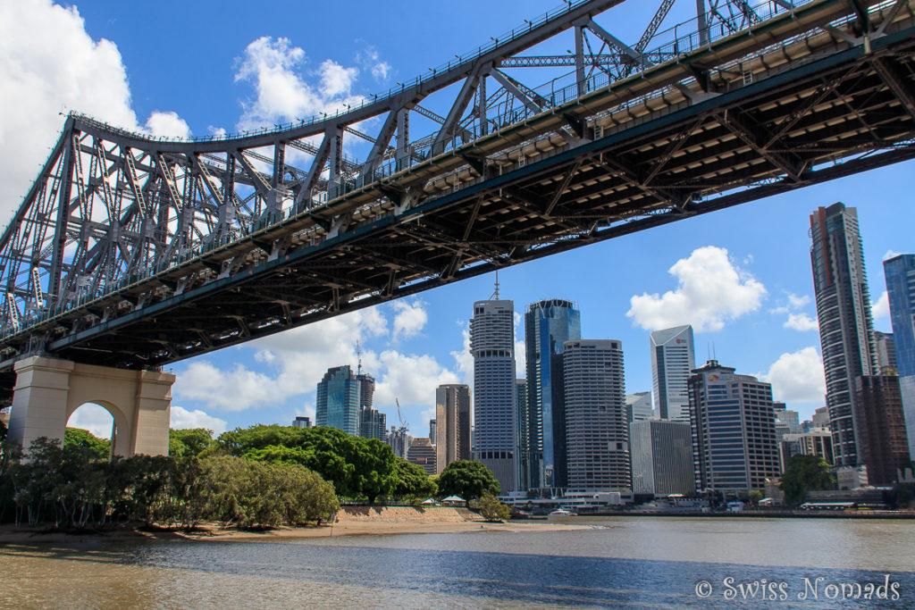 Brisbane Sehenswürdigkeiten Story Bridge