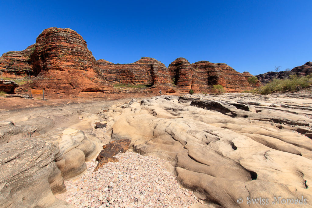 Die Bungle Bungles sind ein Highlight in Westaustralien