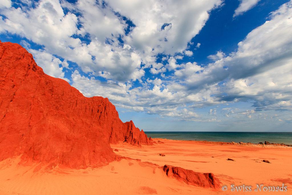 Das Cape Leveque bei Broome ist ein Westaustralien Highlight