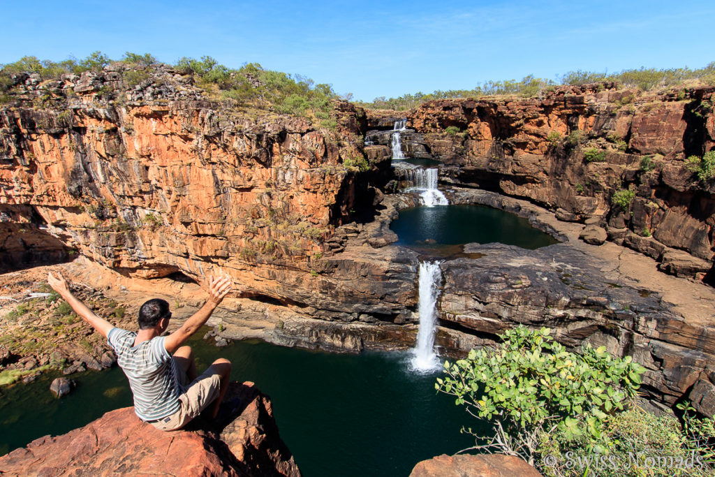 Top 10 Westaustralien Highlight Mitchell Falls