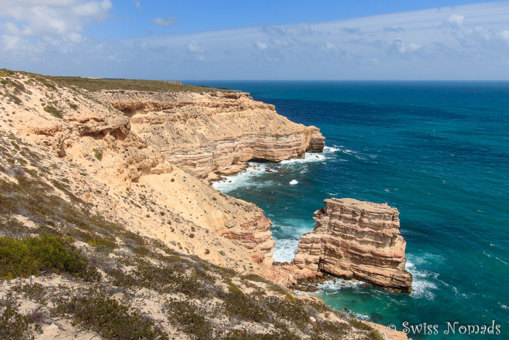 Der Kalbarri Nationalpark ist ein Westaustralien Highlight