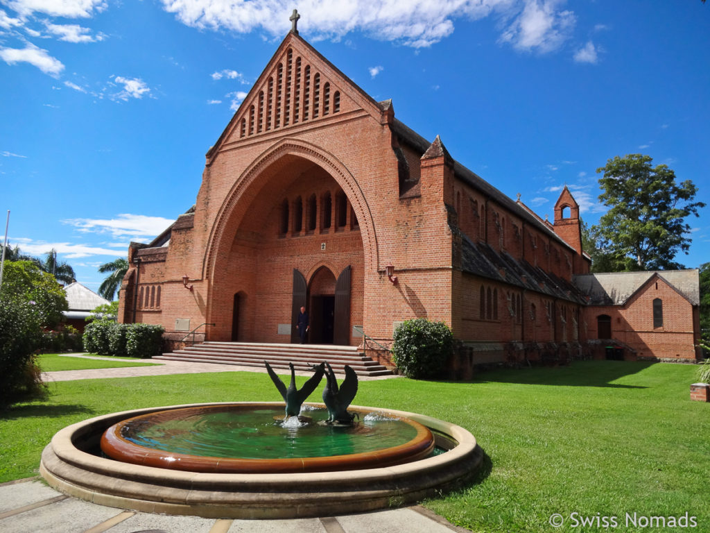 Die Christ Church Cathedral in Grafton