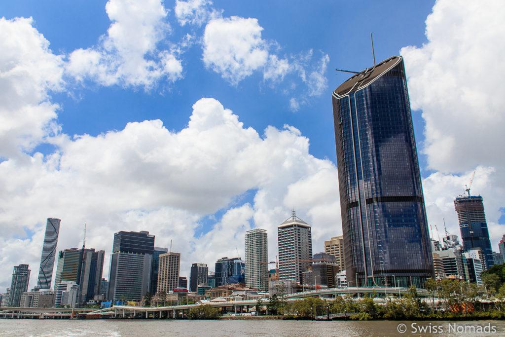 Start zum Radtrip von Brisbane nach Sydney