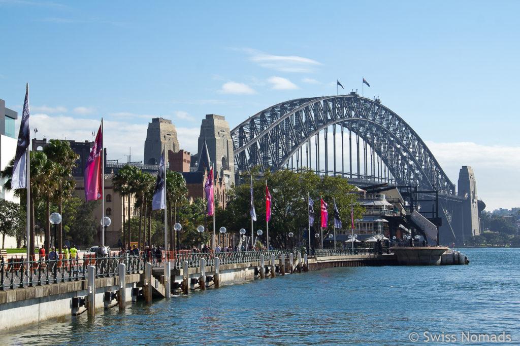 Am Ziel des Roadtrip von Brisbane nach Sydney
