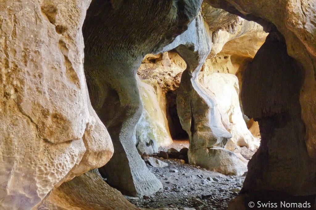 Wombeyan Caves auf dem Roadtrip von Sydney nach Melbourne