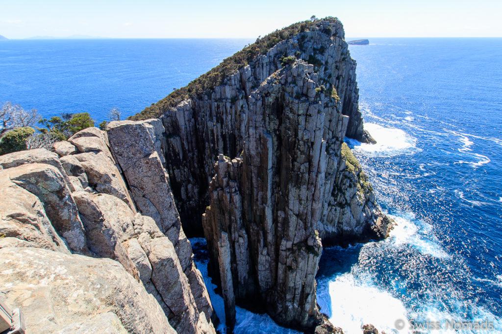 Wanderung zum Cape Hauy auf unserem Tasmanien Roadtrip