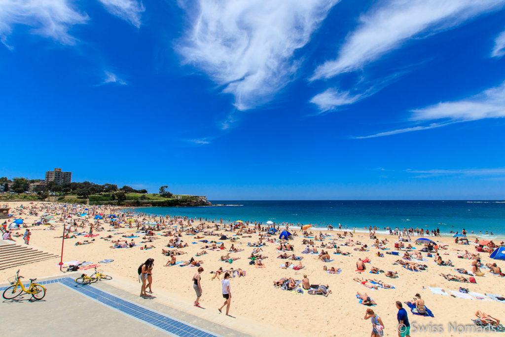 Coogee Beach Sydney Sehenswuerdigkeiten