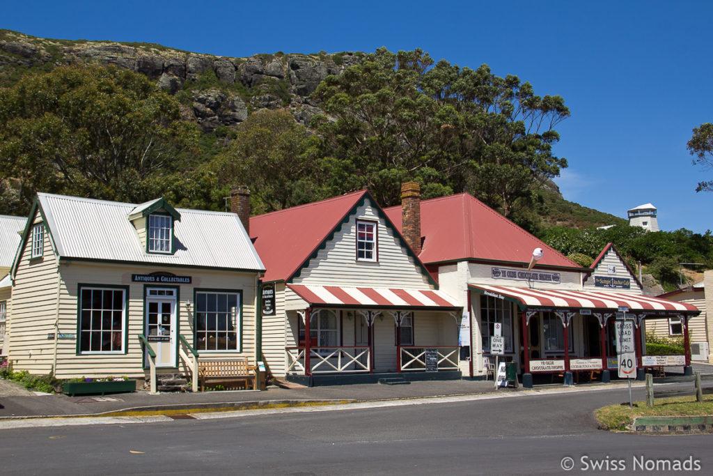 Auf unserem Tasmanien Roadtrip in Stanley