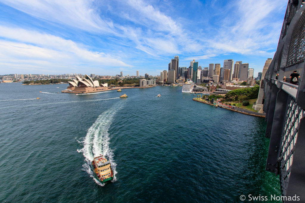 Sydney Harbour Australien Top 10