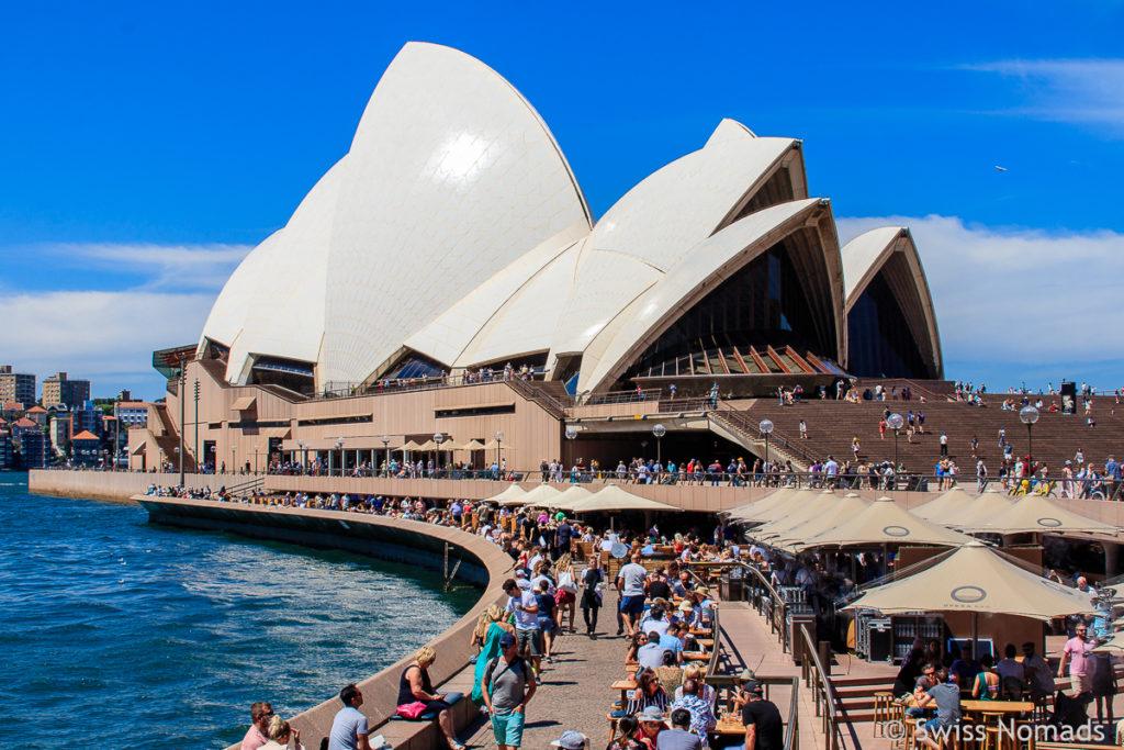 Sydney Opera House Top 10 Australien