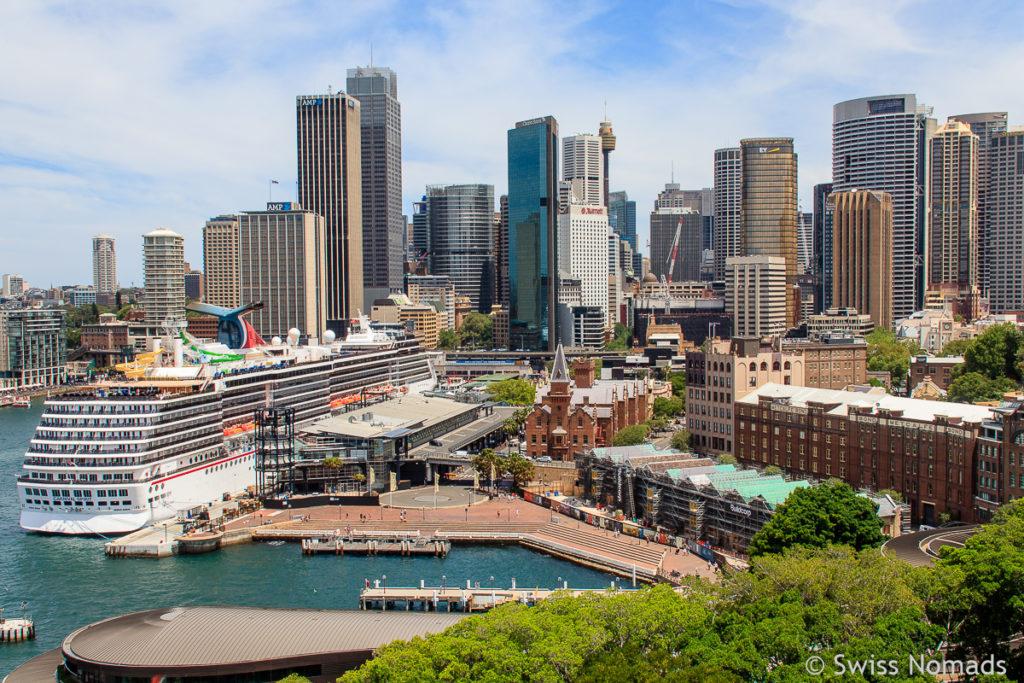 Sydney Sehenswuerdigkeiten Top 10