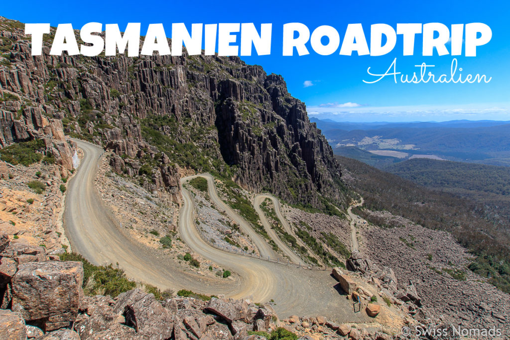 Unser Tasmanien Roadtrip in Australien
