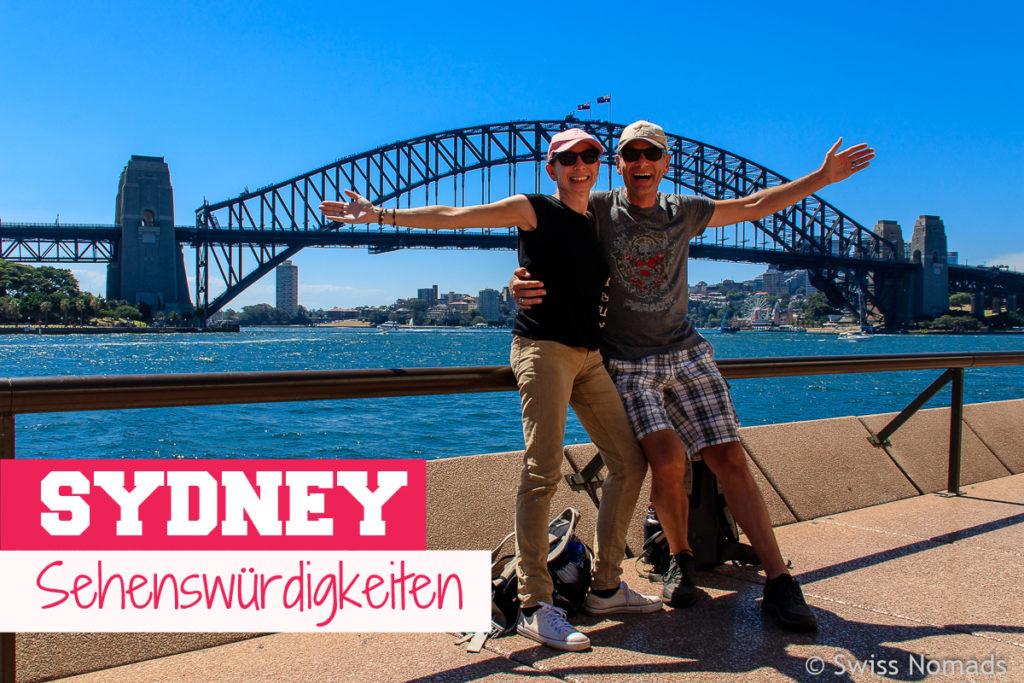 Top 10 Sydney Sehenswuerdigkeiten Australien