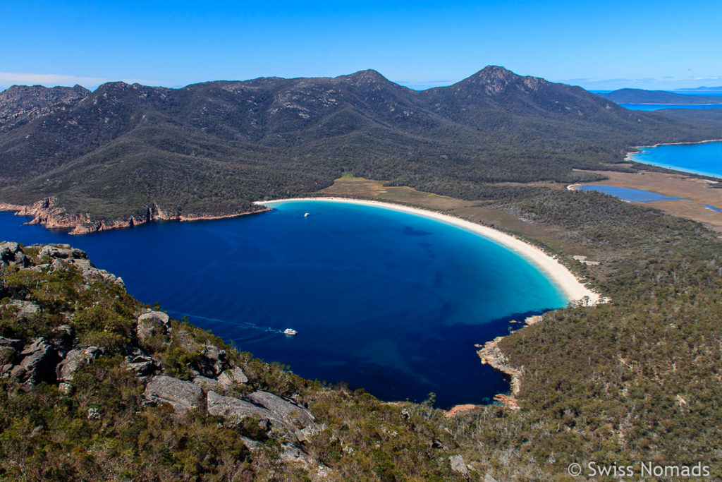 Unser Tasmanien Roadtrip zur Wineglass Bay