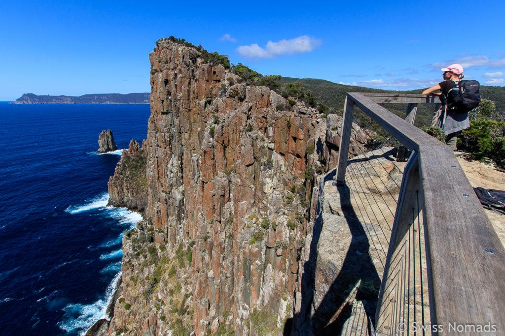 Das Cape Hauy ist eine der Top 10 Tasmanien Sehenswürdigkeiten