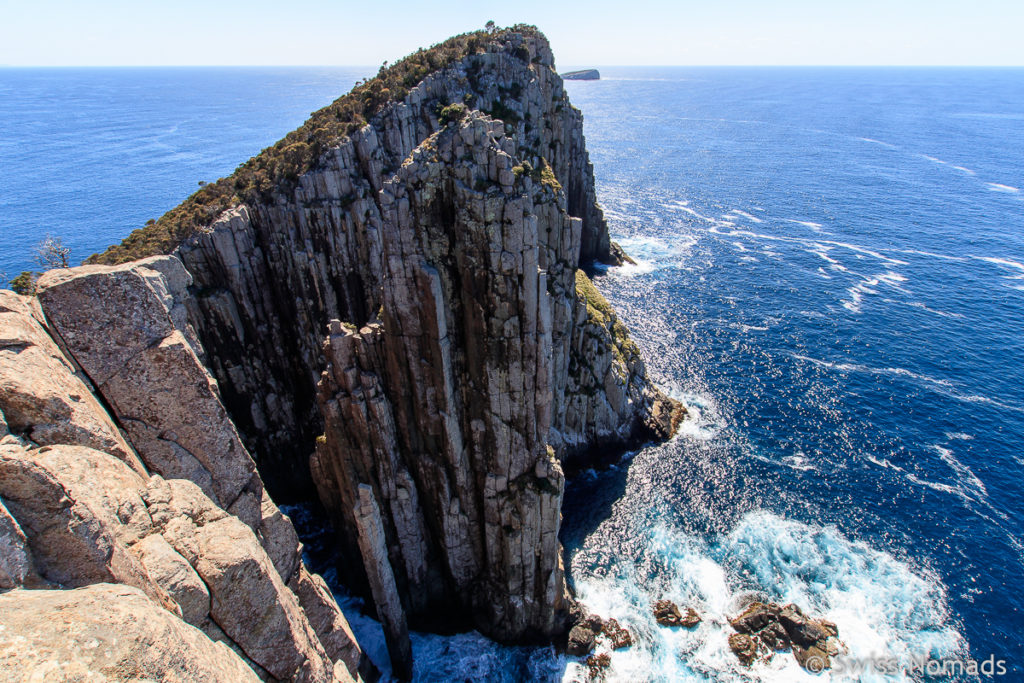 Die schöne Wanderung zum Cape Hauy in Tasmanien