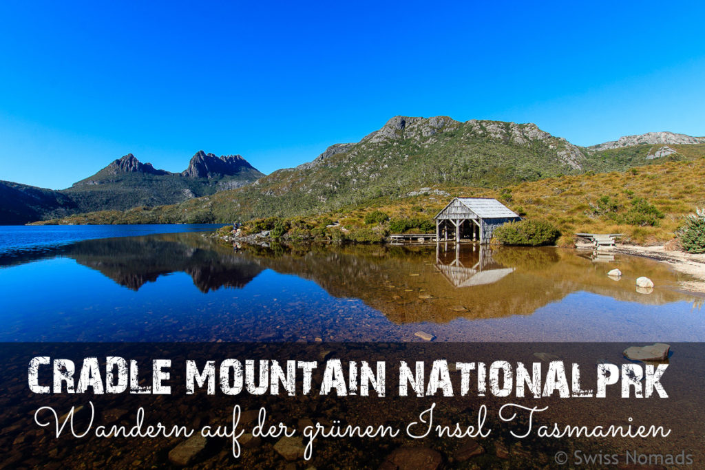 Cradle Mountain Nationalpark in Tasmanien