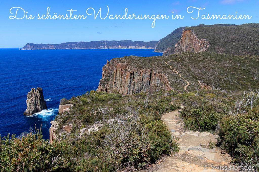 Die Schönsten Wanderungen in Tasmanien