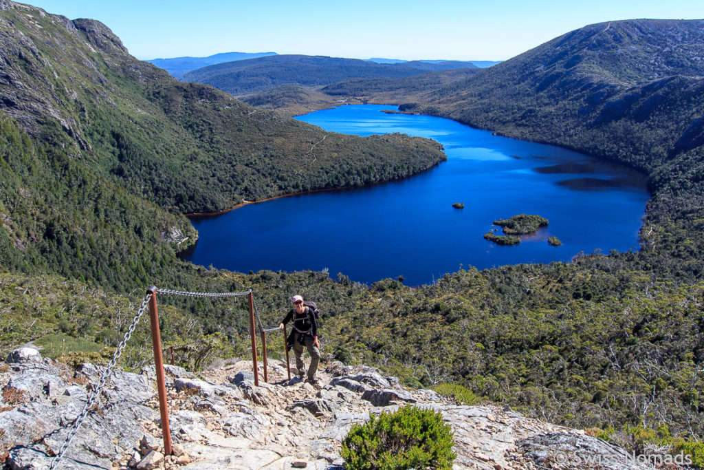 Lake Wilks Track im Cradle Mountain Nationalpark in Tasmanien