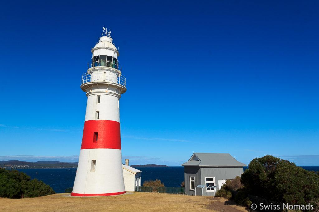 Die historischen Leuchttürme gehören zu den Tasmanien Sehenswürdigkeiten