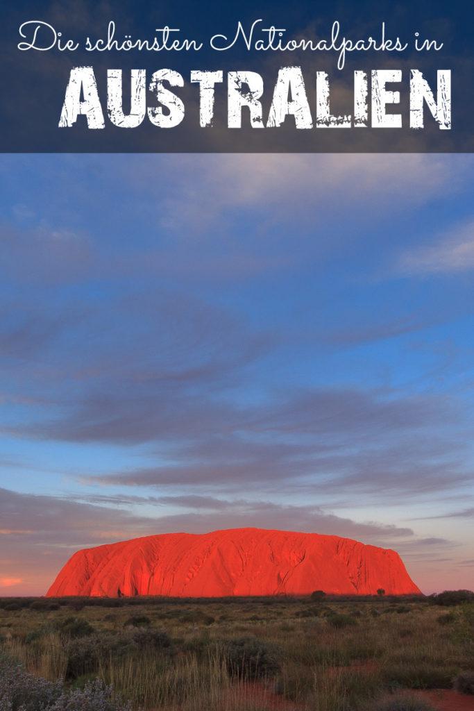 Die schönsten Nationalparks in Australien